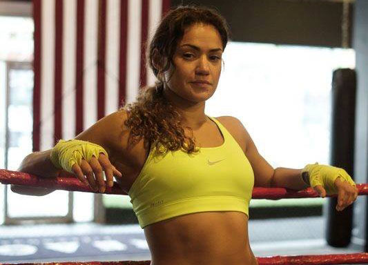 Video – Pearl Gonzalez Talks Recover; Future in the Strawweight Division