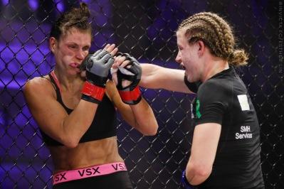 Alexa Conners vs Stephanie Egger