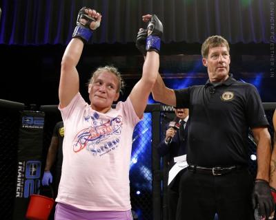 Pam Sorenson vs Jessica Rose Clark