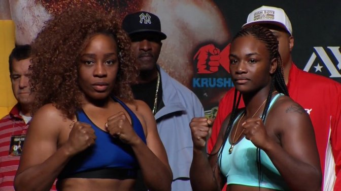Watch Olympic Gold medalist Claressa Shields vs. Franchon Crews Pro Debuts Here at 7 p.m. est/4 p.m st