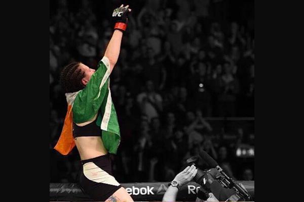 Irish MMA Pioneer Aisling Daly Calls it Career