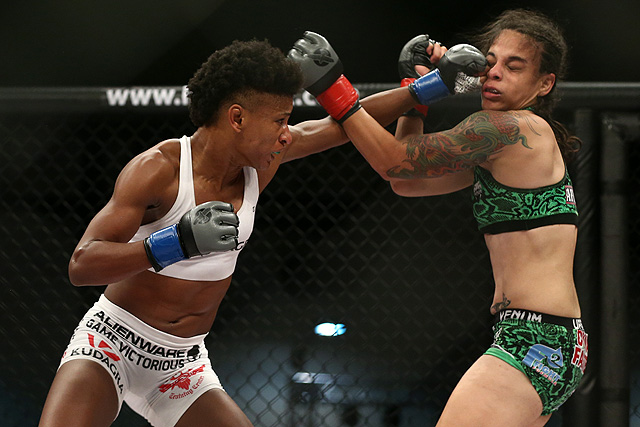 2016 in the Women's MMA Division by the Numbers