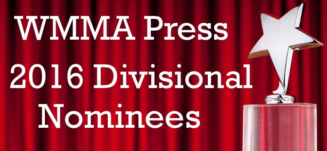 2016 WMMA Press Divisional/Fighter of the Year Nominees