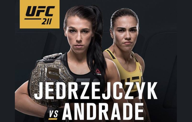 Wombat Watercooler: Jedrzejczyk vs. Andrade Announced, RoadFC Announces Card Plus Dandois Signs with UFC