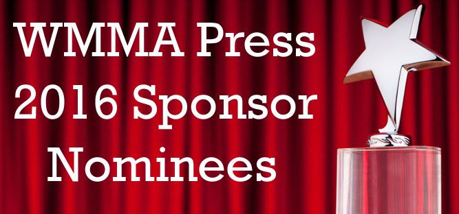 2016 WMMA Press Nominees for Sponsor of the Year