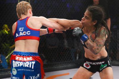 Ayaka Hamasaki vs Livia Souza