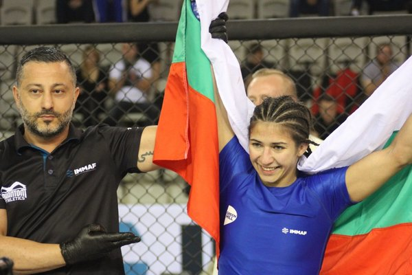 Aleksandra Toncheva wins WMMA Press Amateur of the Year