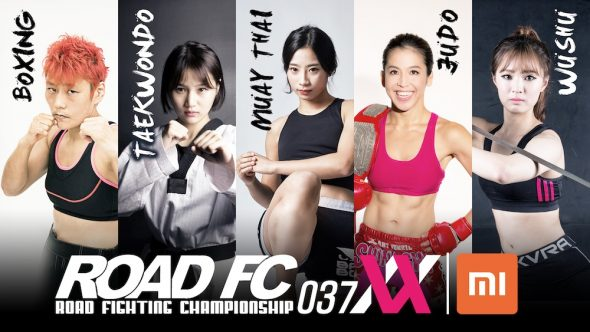 Watch RoadFC XX All Female Card here at Midnight PST/3 a.m. EST