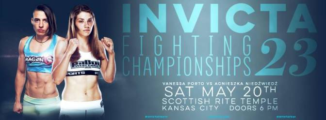 InvictaFC 23 Sees Flyweights Take Center Stage