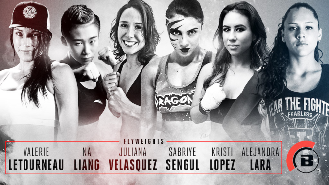 Bellator Signs Six Female Flyweights; Will Crown Champ in 2017