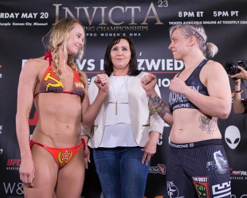 Liz Tracy vs Andrea Lee