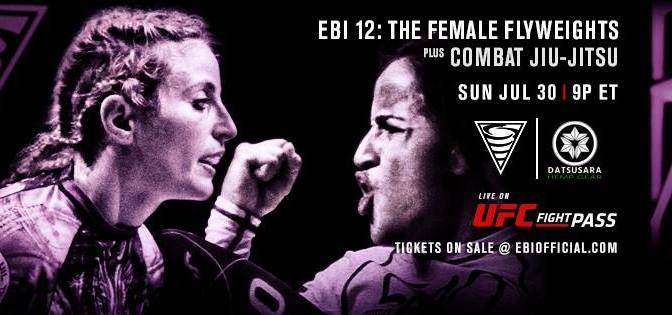 July's EBI 12 Grappling Full Card with Bios