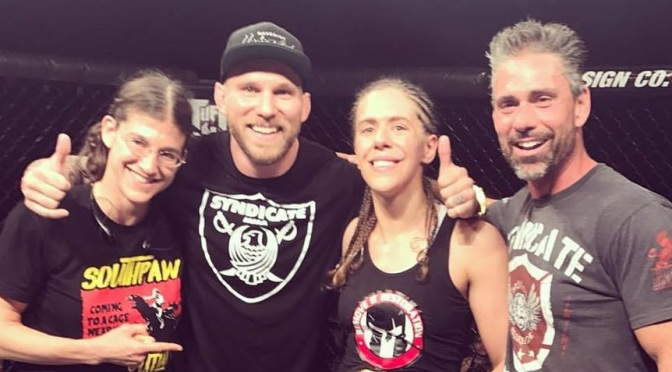 "Tuff-n-uff ""Pack the Mack"" Crowns 2 New Female Champs"