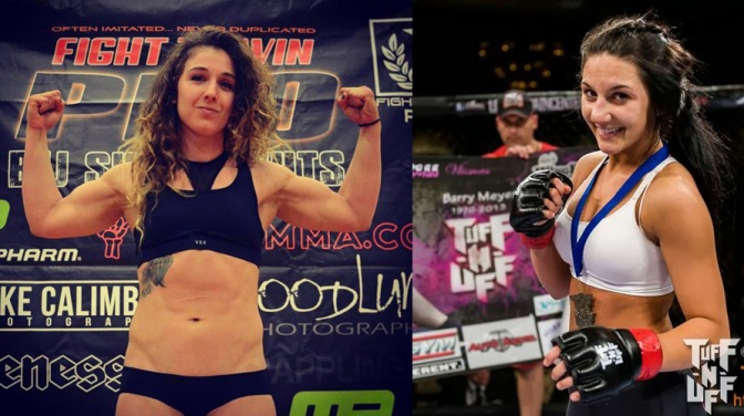 Pack the Mack Returns with Three Female Bouts Saturday