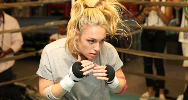 Bellator Heat: Boxing Champ Heather Hardy to Make MMA Debut
