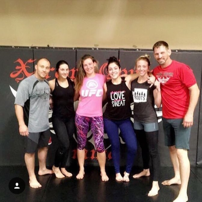 Miesha Tate On the Record Part 1: Coaching, Commentary, and Charity
