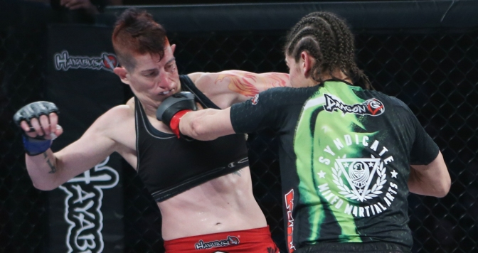 First Half 2017 Pro WMMA Stats by the Numbers