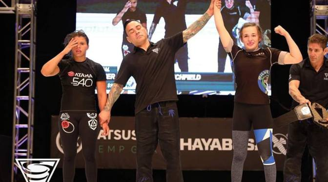 Blanchfield; MacFarlane Take EBI Titles