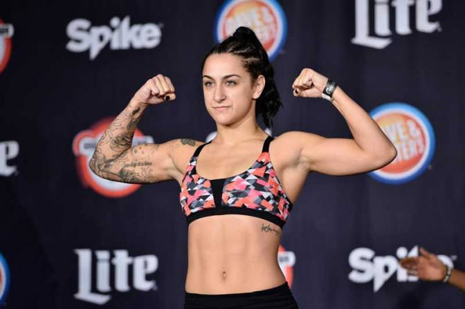 Bellator's Emily Ducote – Home Field Advantage and Perennial Underdog