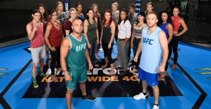TUF 26 Preview and Results (Updated Weekly)