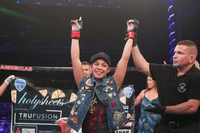 Video: Kyra Batara Talks Possible Title Shot; Combates 105 Division