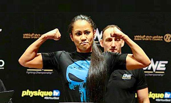 Video: Ana Julaton talks Signing to Bellator; State of Women's Boxing
