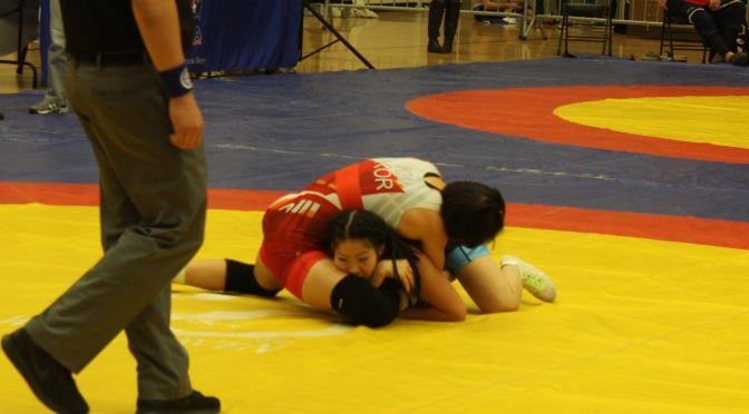 Live Coverage of the Dave Schultz Women's Wrestling Tournament