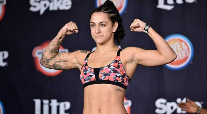 Video – Bellator's Emily Ducote Talks Recovery from a Loss; Match with Williams