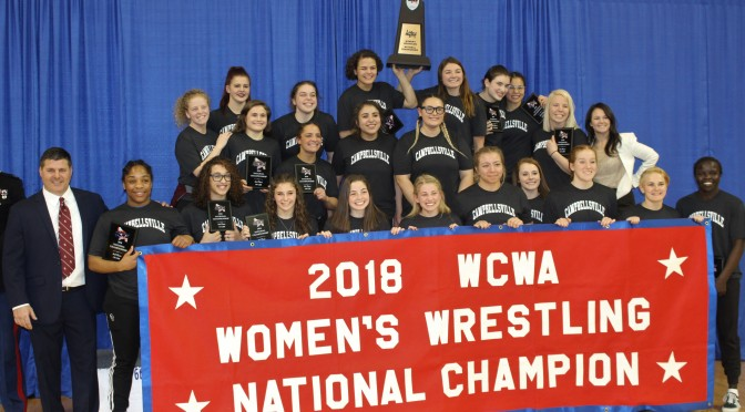 Campbellsville Takes 2018 Team WCWA Crown; Miracle Gets 4th Title