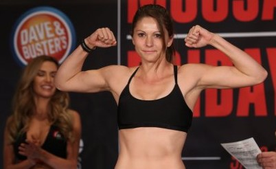 Oklahoma's Kristina Williams Looking for Another Upset at Bellator