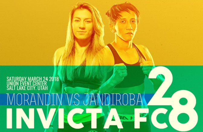 InvictaFC Expands to Utah for its 28th Offering