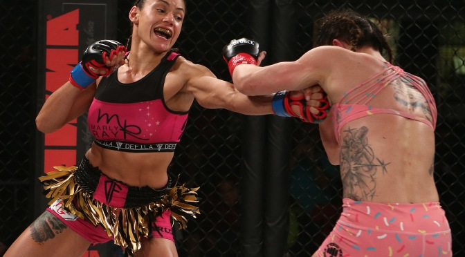 Invicta's Pearl Gonzalez Ready to Shine in New Promotional Home