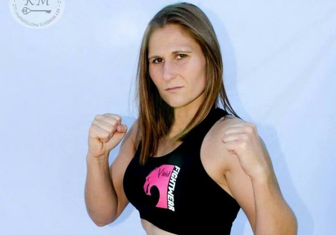 Kelly Clayton Looks to Stay Fearless in Pro Debut