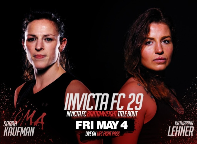 InvictaFC 29 Card Sees Important Bantamweight Fights; Fresh New Talent