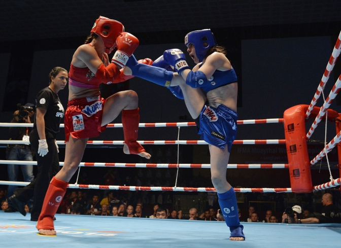 IFMA Muay Thai Amateur World Championships 2018 Results