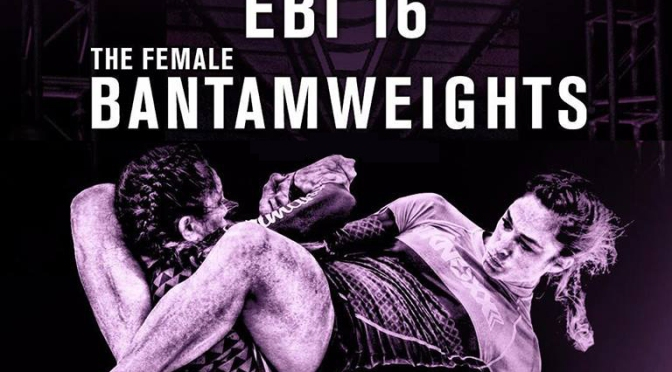 EBI 15 Bantamweight Tournament Bracket Release