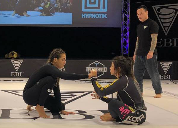 EBI 16 Results: Beatriz Mesquita Takes Bantamweight Crown; Strawweight Tournament Announced