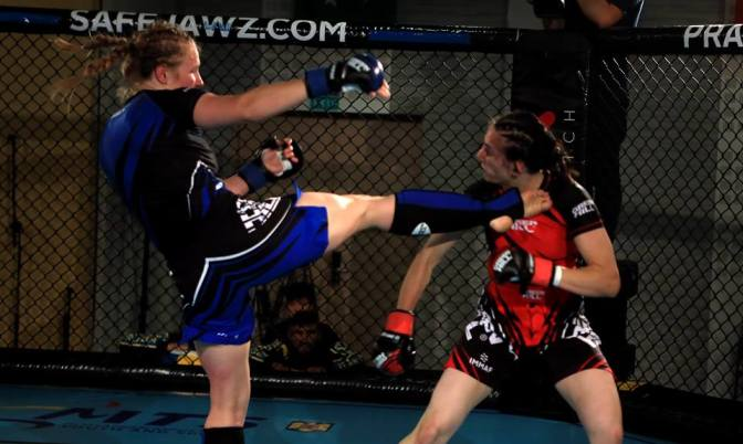 IMMAF European Open Women's Finals Results