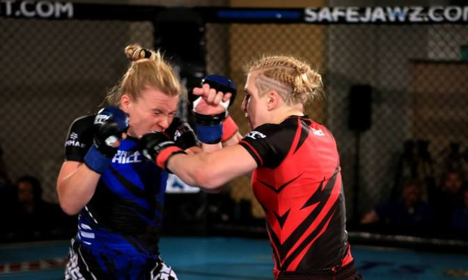 IMMAF Euro Champinships 2018 Results Women's Semi-Finals