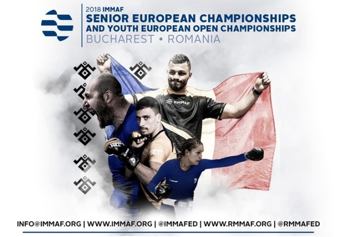 IMMAF 2018 European Championships Results