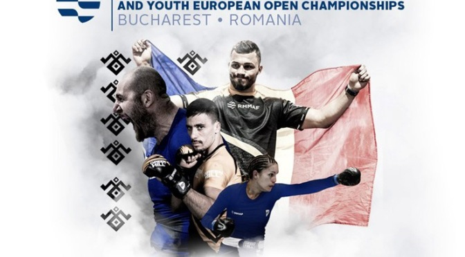 IMMAF Euro Championships  2018 Results Women's Opening Round
