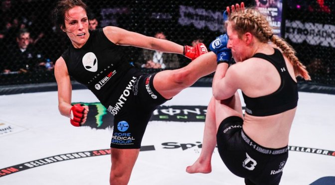 Video – Valerie Letourneau Disappointed in Not Getting Title Shot; Wants Bellator Canadian Return