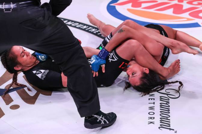 Bellator's Flyweight Division Shines as Ilima-Lei Macfarlane Becomes Breakout Star