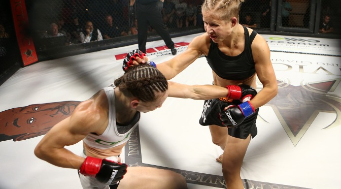 Shannon Knapp on InvictaFC 33: Frey vs. Grusander II Had to Be Booked