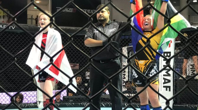 2018 IMMAF World Championships (Results Updated Daily)