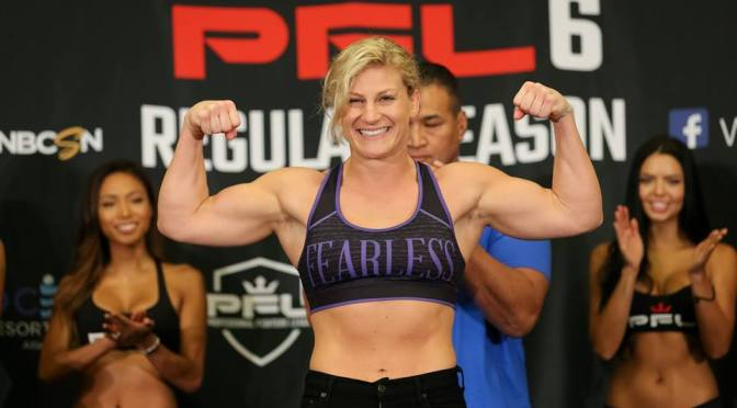 PFL and Kayla Harrison Call for Lightweights; Here are Our Picks