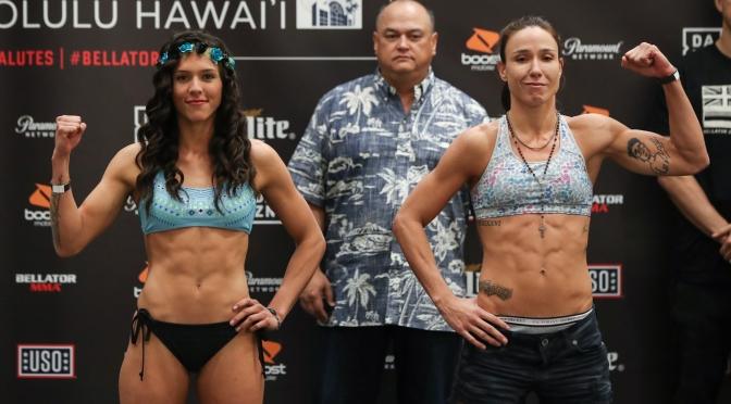 "54b1ec43b8 Juliana Velasquez Feels ""Strong"" About Title Chances  Defeating Lara ..."