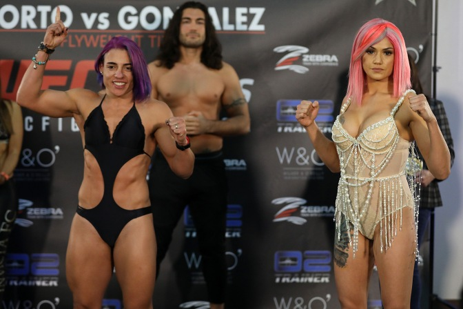 InvictaFC  34 Preview Show Plus Weigh In Results