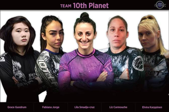 Carmouche and McMann Among Quintet Participants; All Female Card Announced for April