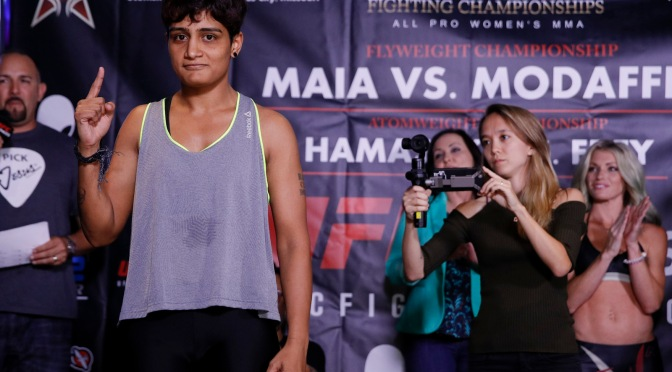 Manjit Kolekar Ready to Alter her Career in Invicta